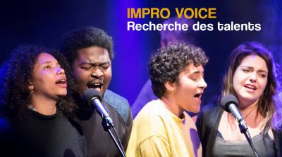 Inscriptions Impro Voice Saison 6