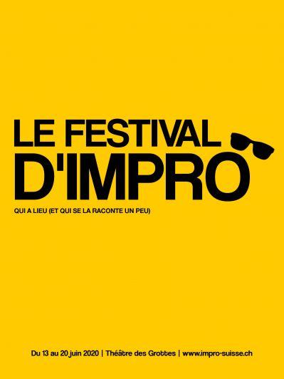Le Festival d'Impro Suisse